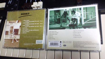 Keith Emerson HONKY + HONKY